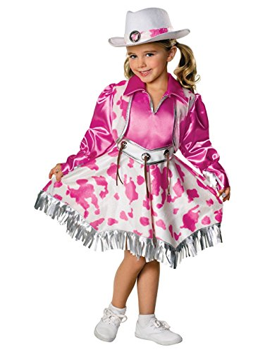 Western Diva Child Costume - (Child Cowgirl Outfit)