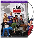 DVD : The Big Bang Theory: Season 3