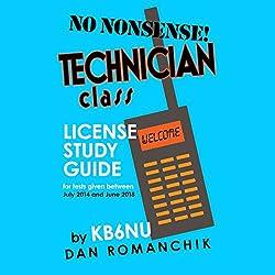 No-Nonsense Technician Class License Study Guide