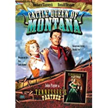 Cattle Queen of Montana & Tennessee's Partner: Western Double Feature