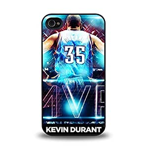 meilinF000ipod touch 5 case protective back cover with NBA Oklahoma City Thunder No. 35 Kevin Durant #21meilinF000