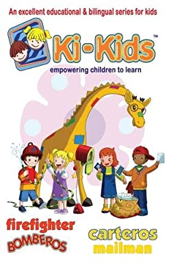 Ki Kids Firefightebomberos from Indican