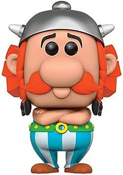 Figura Asterix & Obelix Pop! Vinyl - Obelix (0cm x 13cm): Amazon.es: Hogar