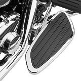 Cobra Swept Front Floorboard Kit Fits 08-11 Yamaha XV1900C Raider