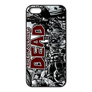 American Comic The Walking Dead iPhone 5 5S Hard Case Cover Protector Gift Idea by ruishername