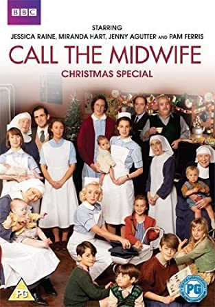 Call The Midwife Christmas Special.Call The Midwife Christmas Special Amazon Ca Dvd