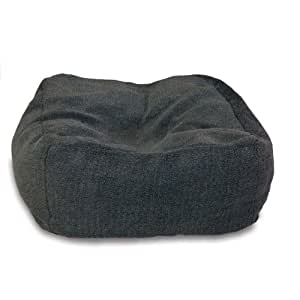 """K&H Pet Products Cuddle Cube Pet Bed Large Gray 32"""" x 32"""""""