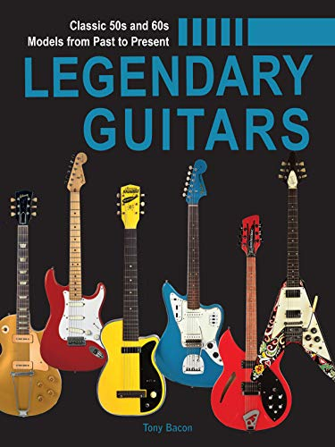 Electric Guitar Evolution: Classic 50s and 60s Models from Past to Present