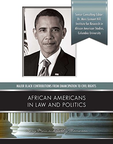 Search : African Americans in Law and Politics (Major Black Contributions from Emancipat)