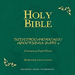 Holy Bible, Volume 21 Audiobook