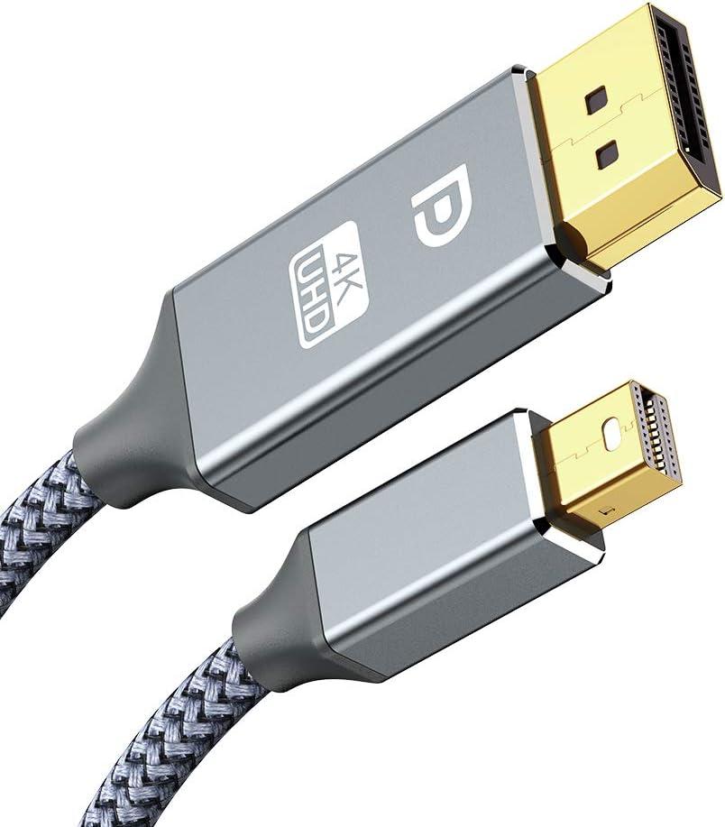 Mini Displayport To Displayport Cable 2 M 4 K 60 Hz Elektronik