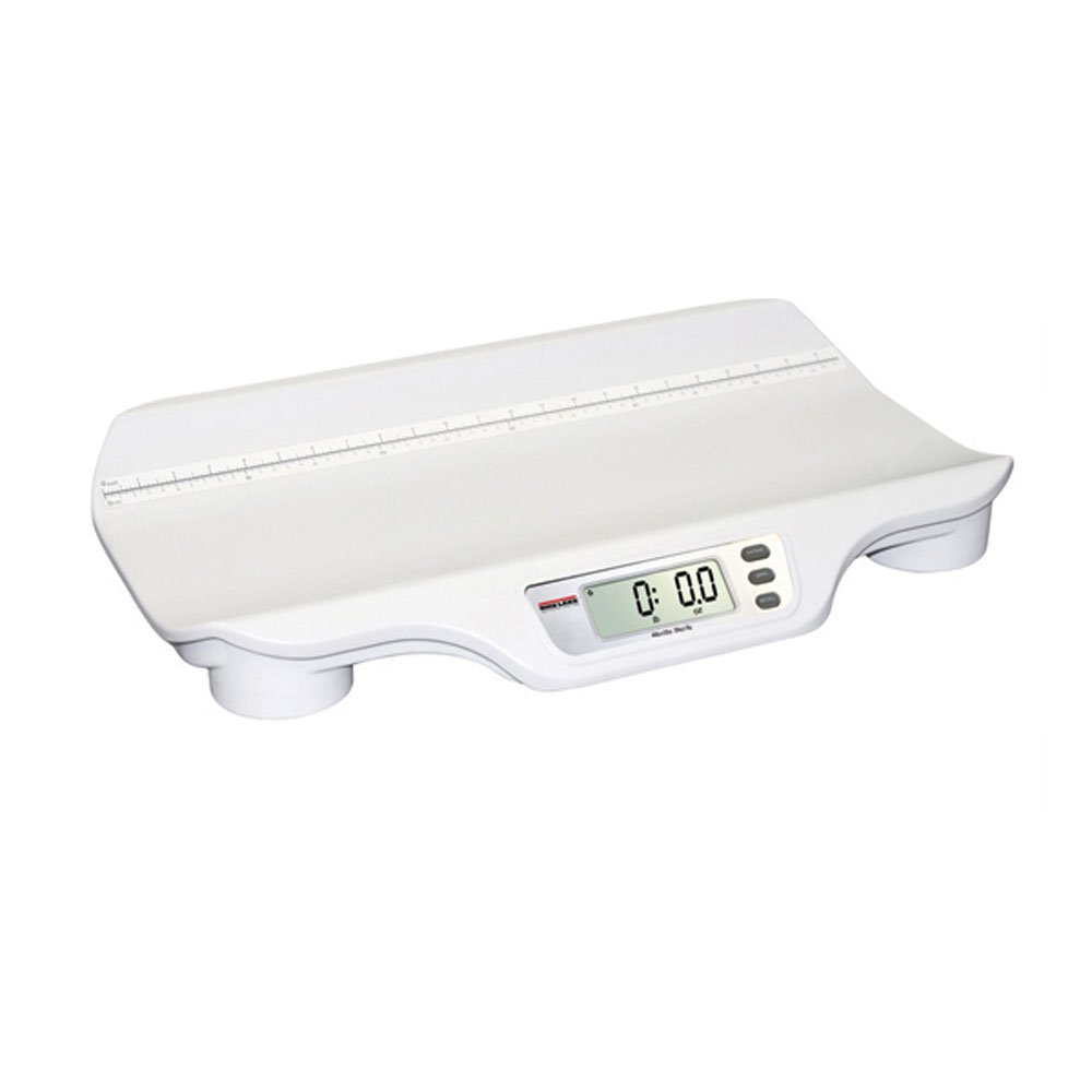 Rice Lake RL-DBS Digital Baby Scale-44 lb / 20 kg Capacity (107423)
