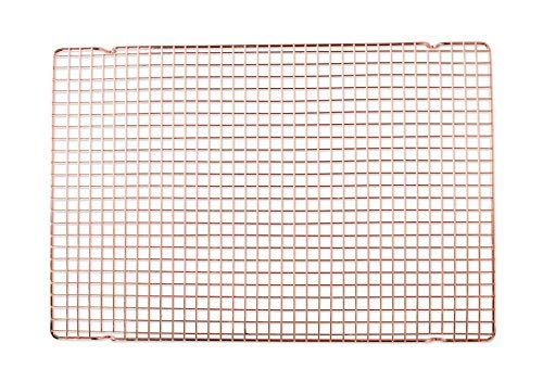 Nordic Ware 43945 Copper Cooling Grid Jumbo, One Size,