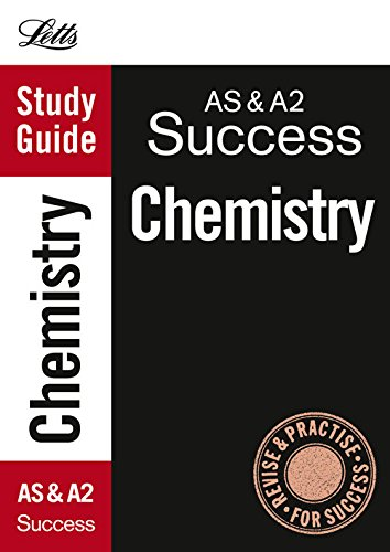 Read Online Letts Study Guide AS & A2 Success: Chemistry PDF