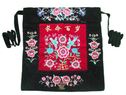 Snugli Baby Sling - Flowery Mei Tai Baby Carrier 100% Handmade Art Front Back Sling Wrap Podaegi #125 - FREE SHIPPING