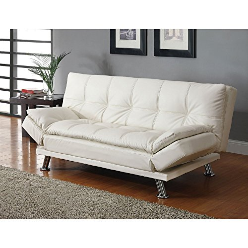 coaster-sofa-bed-white