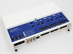 M600/6 - JL Audio 6-Channel Class D Marine Amplifier