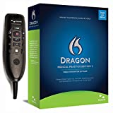 Software : Dragon Medical Practice Edition 2 with Powermic III for Windows