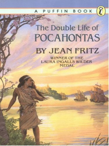 The double life of pocahontas kindle edition by jean fritz the double life of pocahontas by fritz jean fandeluxe Images
