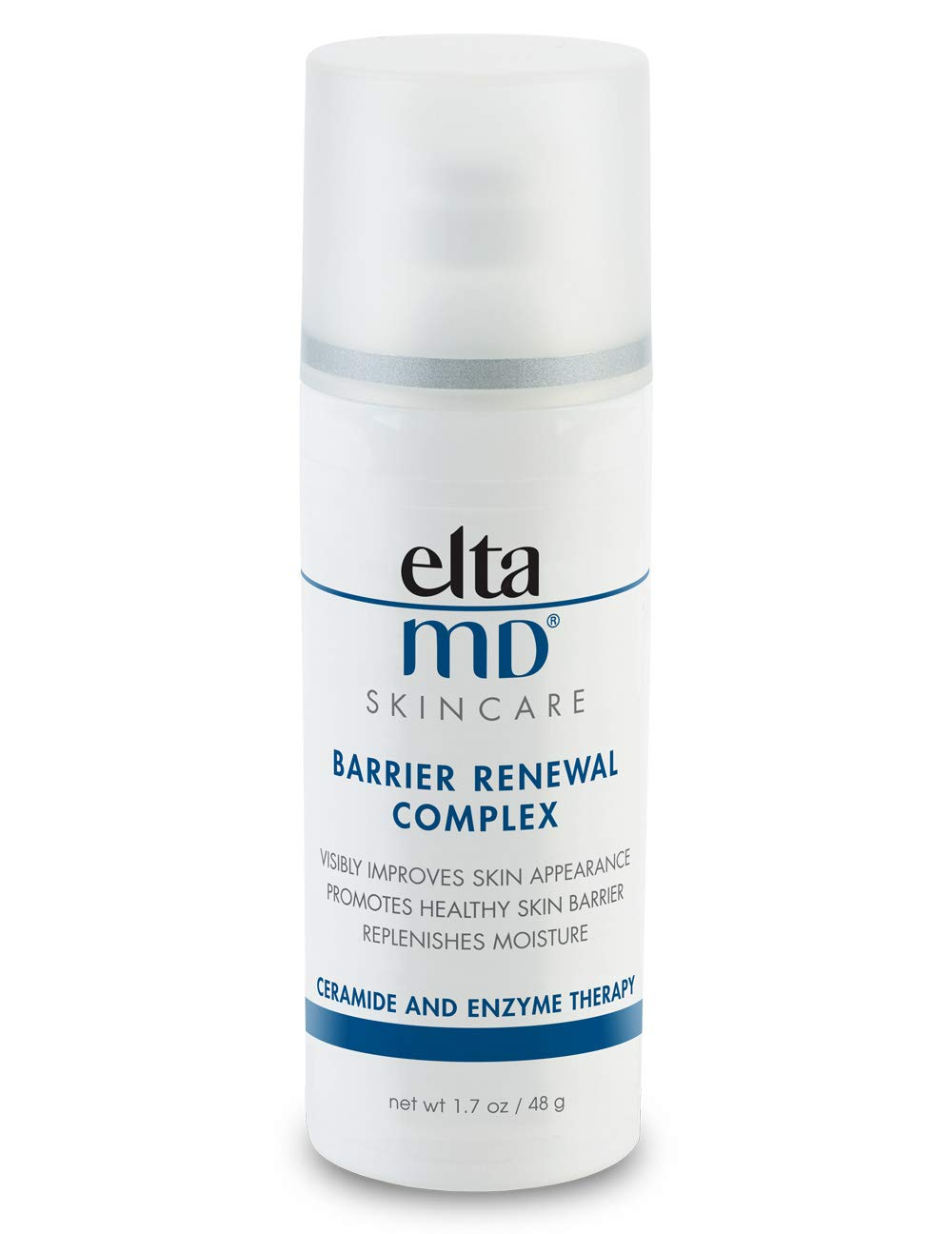 EltaMD Barrier Renewal Complex Facial Moisturizer for Dry Skin, Dermatologist-Recommended, 1.7 oz