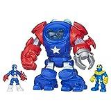 Playskool Heroes Super Hero Adventures Space Command Armor