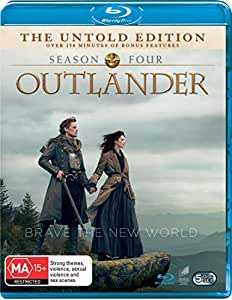 Outlander: Season 4 [The Untold Edition] (Blu-ray)