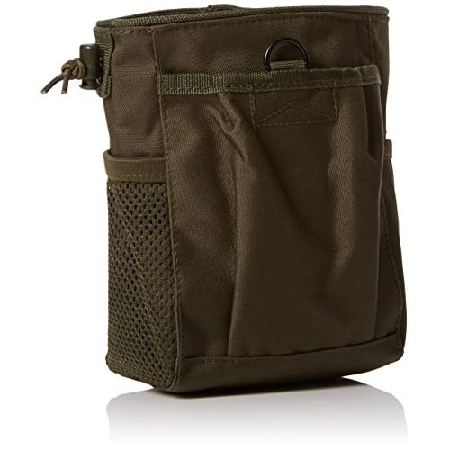 Empty shell pouch molle vert olive