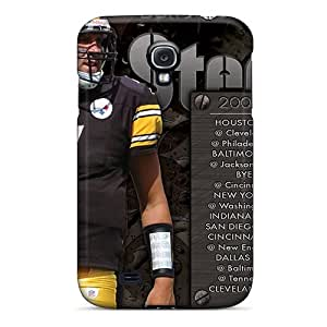 Galaxy S4 ONi7063CmbM Pittsburgh Steelers Silicone Gel Cases Covers. Fits Galaxy S4