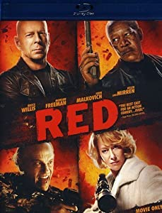Red (Movie-Only Edition) [Blu-ray] from Summit Entertainment