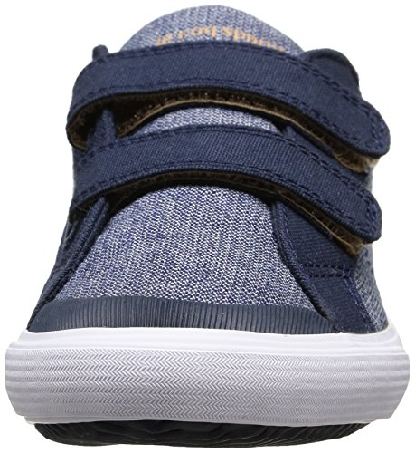 Le Coq Sportif Saint Gaetan Ps 2 Tones - Zapatillas de deporte Unisex niños Azul - Bleu (Dress Blue/Tiger Eyes)
