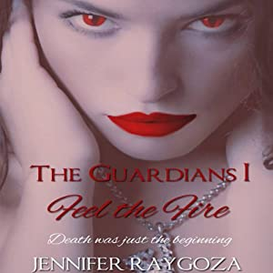 The Guardians: A Vampire Novel Audiobook