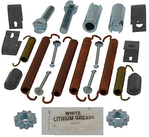 Emergency Jeep Brake - ACDelco 18K1773 Professional Rear Parking Brake Hardware Kit