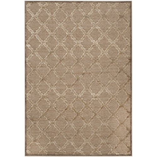 Safavieh Paradise Collection PAR350-3220 Camel Viscose Area Rug (8' x 11'2
