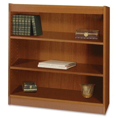 Safco Square-Edge Bookcase - 36