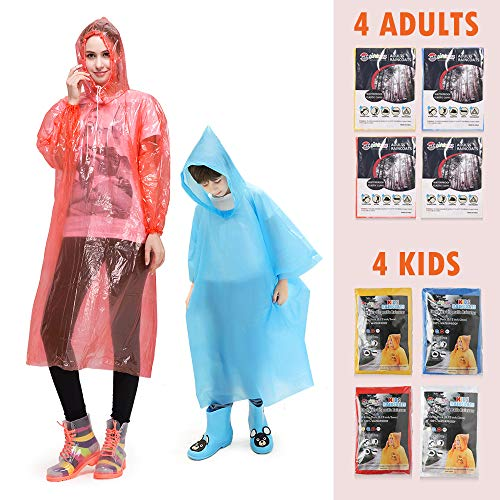 SaphiRose Disposable Ponchos 481220