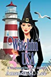 Witchin' USA (A Moonstone Bay Cozy Mystery) (Volume 1) by  Amanda M. Lee in stock, buy online here