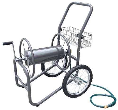 Buy liberty 880-2 2-wheel industrial hose reel cart