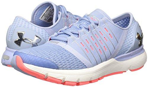 Shoe brilliance Under Armour metallic Women's Blue Europa Speedform Silver Running Chambray FnXwASqn