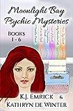 Moonlight Bay Psychic Mysteries: Books 1-6