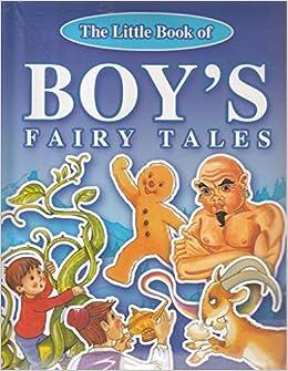 The Little Book of Boys Fairy Tales: Amazon co uk