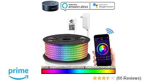 Image result for Alexa LED Strips