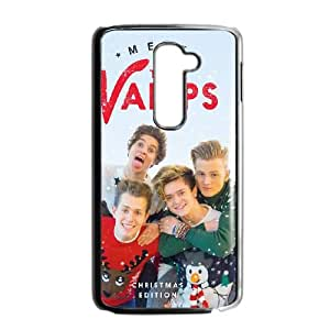 The Vamps LG G2 Cell Phone Case Black&Phone Accessory STC_056046