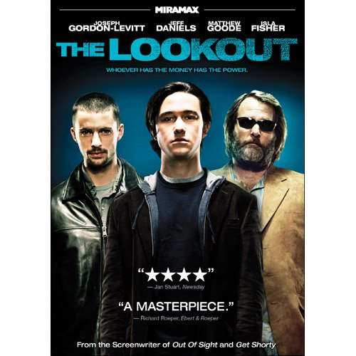 DVD : The Lookout (Widescreen)