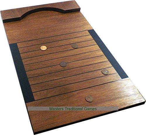 Masters Shove Ha'penny Board