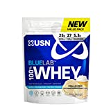 USN BlueLab 100 Percent Whey, 2 Pounds, Vanilla Review