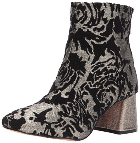 Lepore Frauen Geschlossener Fashion Zeh Nanette Pewter Stiefel 4dzqz