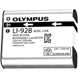 Olympus V6200660U000 Li-92 Rechargeable Battery (Silver)