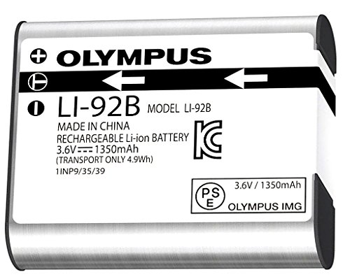 Olympus Li-92 Rechargeable Battery (Silver) (Rechargeable Battery Pack 5)