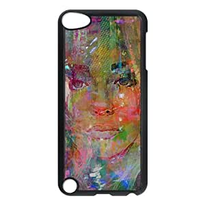 iPod Touch 5 Case Black I would teach you in me hated KYS1065845KSL