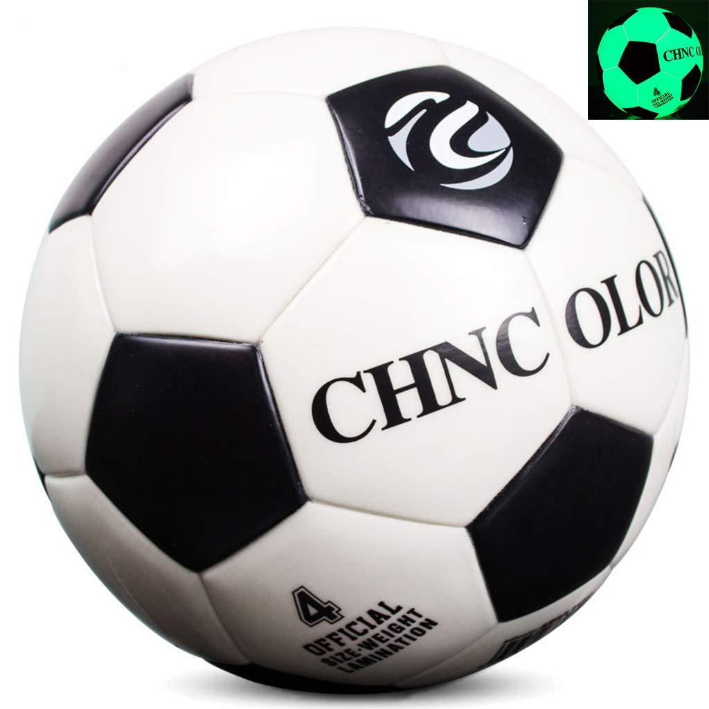LanBall Fútbol Luminoso, Balón Fútbol Tamaño Oficial (Tamaño 5 ...